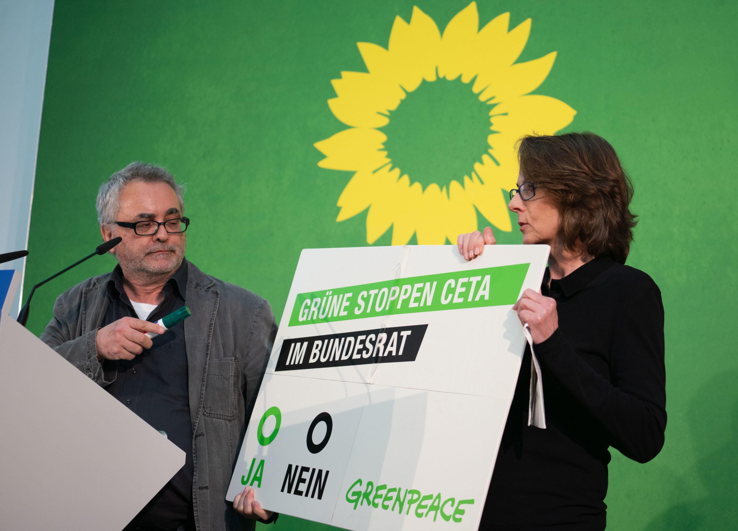 Die Grünen in Hessen könnten CETA im Bundesrat stoppen!